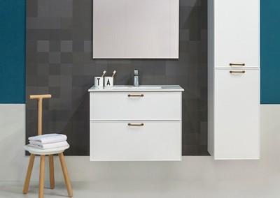 ארונות אמבטיה בהתאמה אישית |Malbec| א.א קרמיקה