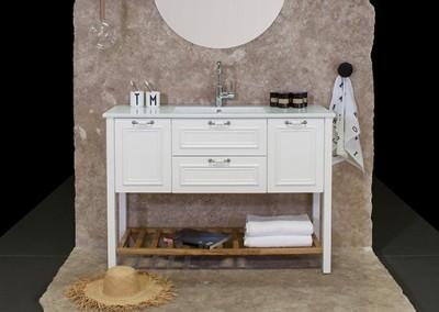 ארונות אמבטיה בהתאמה אישית |Eros| א.א קרמיקה