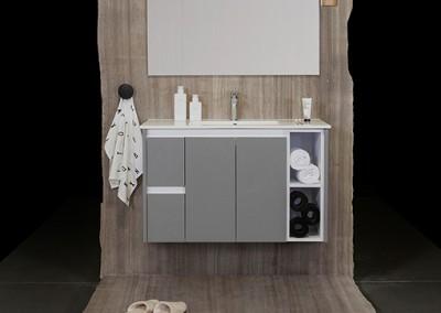 ארונות אמבטיה בהתאמה אישית |Iris| א.א קרמיקה