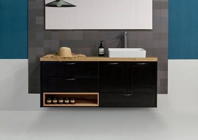 ארונות אמבטיה בהתאמה אישית |Jasmine| א.א קרמיקה