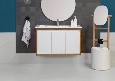 ארונות אמבטיה בהתאמה אישית |Neptune| א.א קרמיקה