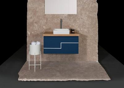 ארונות אמבטיה בהתאמה אישית |Topaz| א.א קרמיקה