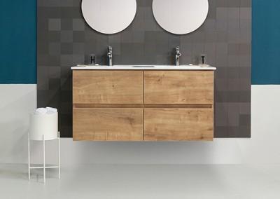 ארונות אמבטיה בהתאמה אישית |Houston| א.א קרמיקה