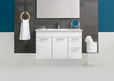 ארונות אמבטיה בהתאמה אישית |Rumba| א.א קרמיקה