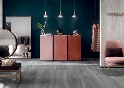 א.א קרמיקה | Grey 26x200 | Horizon Grey Lux+ 120x240