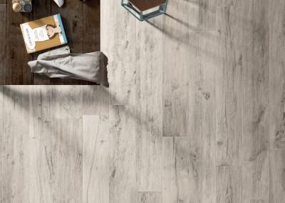 א.א קרמיקה | White 20x120, 20x170