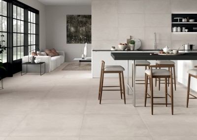 א.א קרמיקה | Comfort R White 90x90