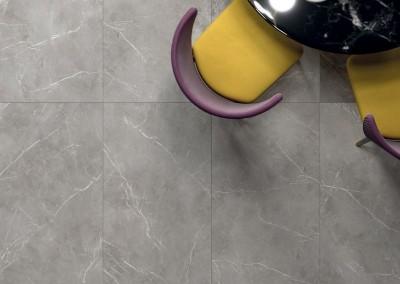 א.א קרמיקה | Grey 60x120 Lapp.