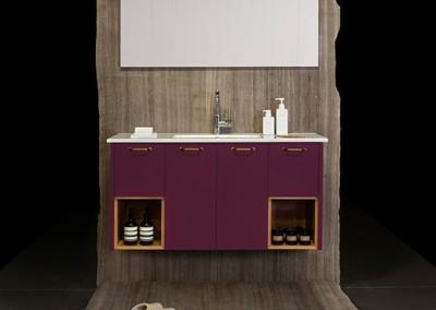 ארונות אמבטיה בהתאמה אישית |Orchid| א.א קרמיקה