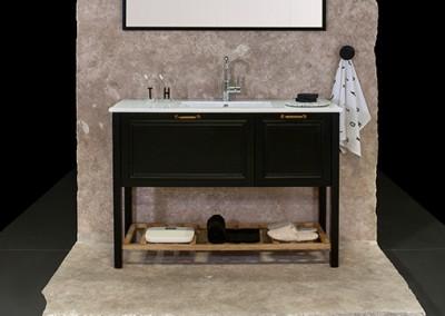 ארונות אמבטיה בהתאמה אישית |Helios| א.א קרמיקה