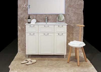 ארונות אמבטיה בהתאמה אישית |Minerva| א.א קרמיקה
