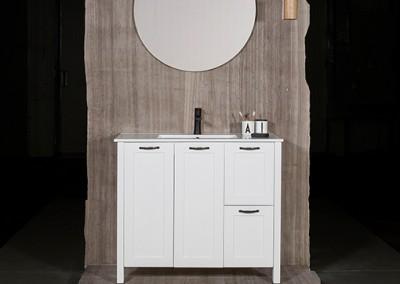 ארונות אמבטיה בהתאמה אישית |Oslo| א.א קרמיקה