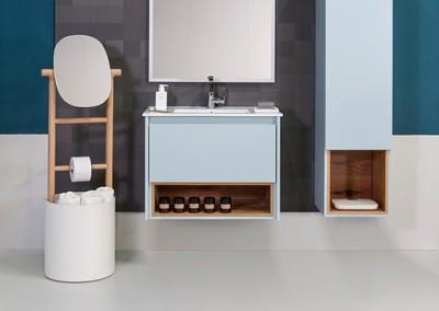 ארונות אמבטיה בהתאמה אישית |Rose| א.א קרמיקה