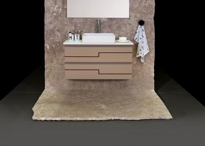 ארונות אמבטיה בהתאמה אישית |Sapir| א.א קרמיקה
