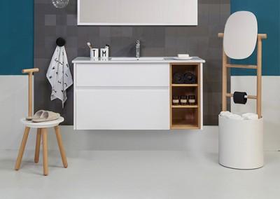 ארונות אמבטיה בהתאמה אישית |Violet| א.א קרמיקה