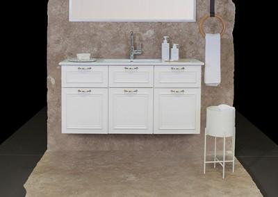 ארונות אמבטיה בהתאמה אישית |Zeus| א.א קרמיקה