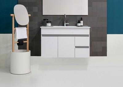 ארונות אמבטיה בהתאמה אישית |Chicago| א.א קרמיקה