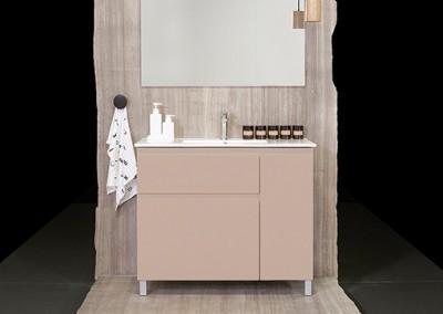 ארונות אמבטיה בהתאמה אישית |Tulum| א.א קרמיקה