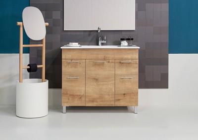 ארונות אמבטיה בהתאמה אישית |Waltz| א.א קרמיקה