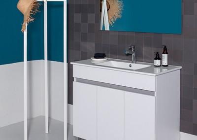 ארונות אמבטיה בהתאמה אישית |Washington| א.א קרמיקה