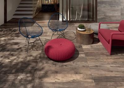 א.א קרמיקה | Oak Aged 20x120