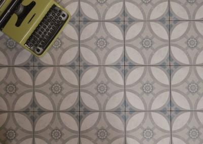 א.א קרמיקה  Deco Urban 22,3x22,3